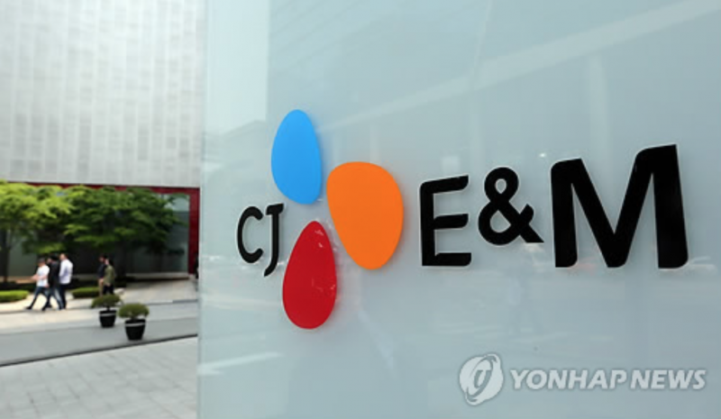 CJ E&M Shares Fly High in Solo Performance