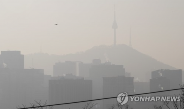 Seoul Ranks No. 3 Among Cities with Worst Air Pollution: Data