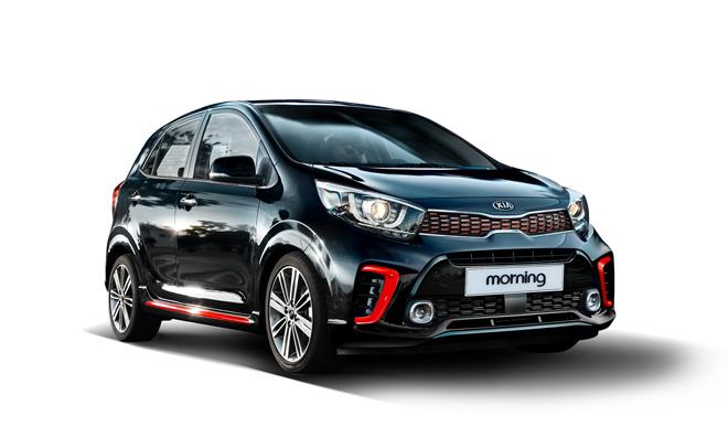 Kia Motors Unveils Refreshed City Car Model