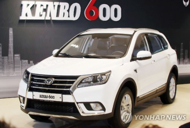 First Batch of 120 Chinese SUVs Sold out in S. Korea