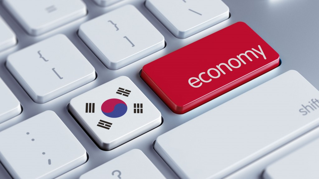 "For the first time since 1999, after the 1997 Asian financial crisis, the government has set its economic growth prospects in a 2-percent range (2.6 percent), which experts have called ""too optimistic"". (image: KobizMedia/ Korea Bizwire)"