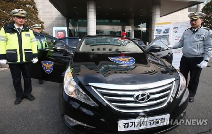Undercover Police Cars Discourage Bad Driving