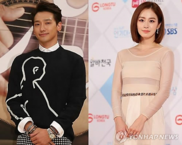 Rain, Kim Tae-Hee Become Top Celebrity Husband and Wife