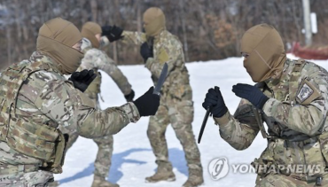 Korean SEALs Master Terrifying MUSAT Combat Training