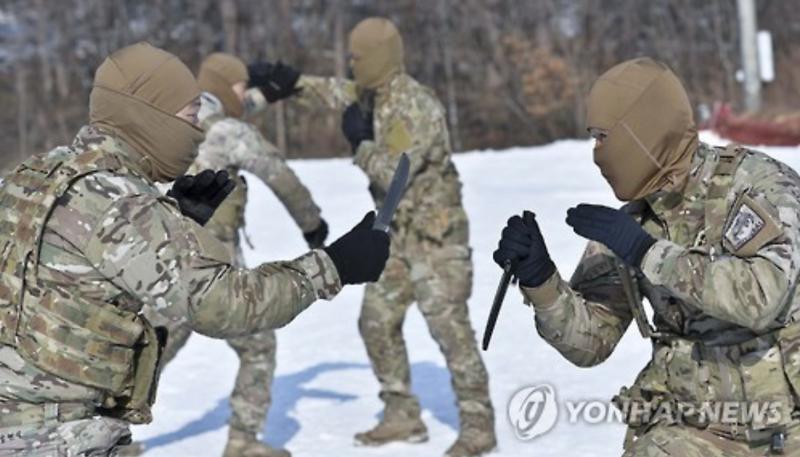 Korean SEALs Master Terrifying MUSAT Combat Training