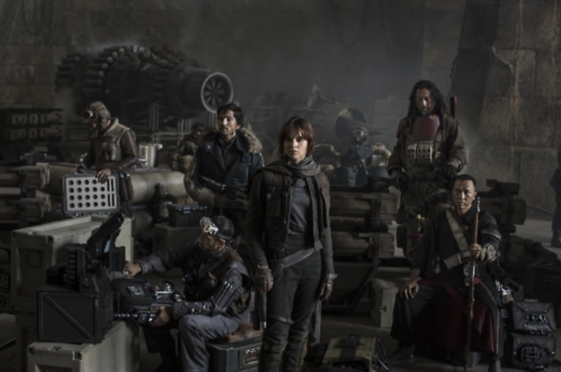 Star Wars Disappoints at Korean Box Office, Again