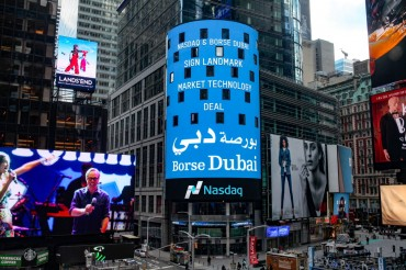 Nasdaq and Borse Dubai Sign Landmark Market Technology Deal