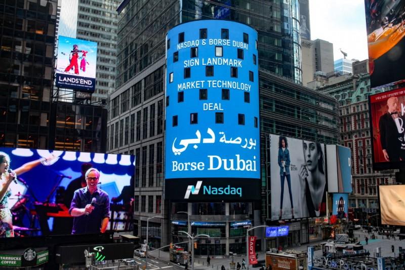 Nasdaq and Borse Dubai Sign Landmark Market Technology Deal