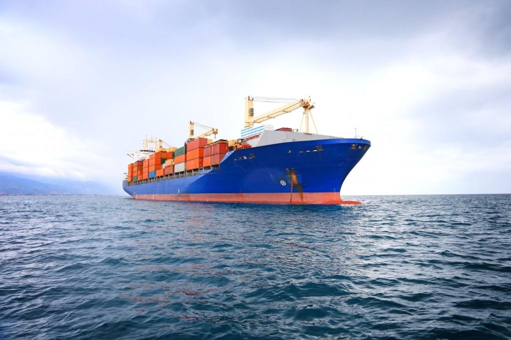 """We believe our shipping industry is slowly regaining confidence in the international market."" (image: KobizMedia/ Korea Bizwire)"