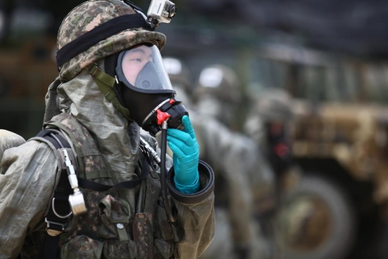 S. Korea Beefs up Measures Against Possible Chemical Terrorism