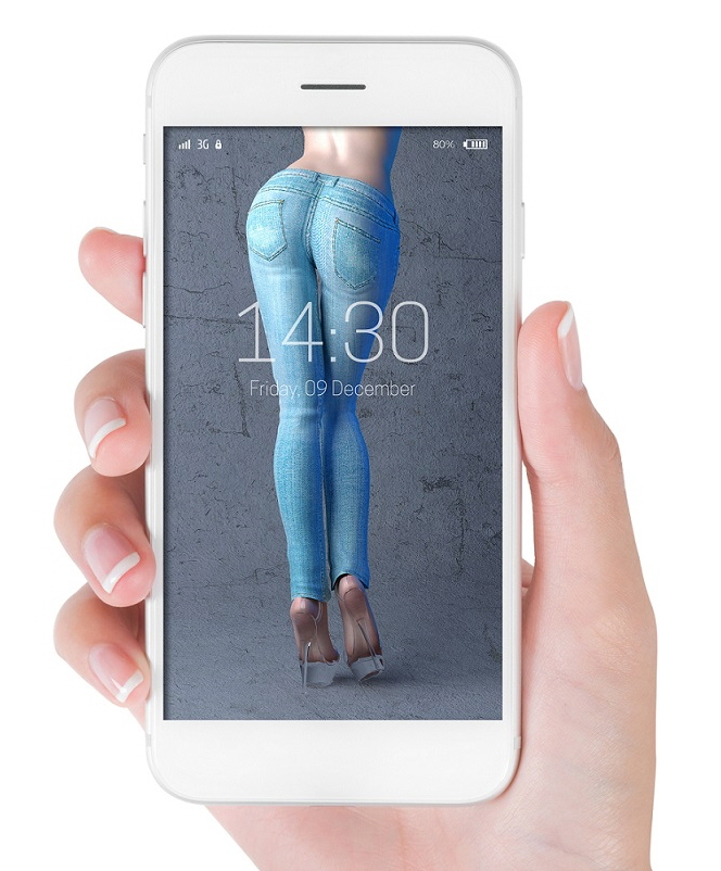 Picture Of Dream Body As Smartphone Wallpaper Helps Weight Loss Be Korea Savvy