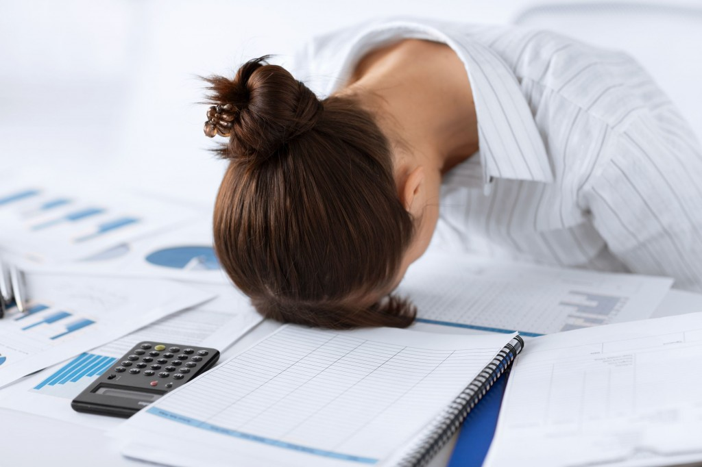 Smaller amounts of sleep makes people more suicidal, the same study suggested. (image: KobizMedia/ Korea Bizwire)