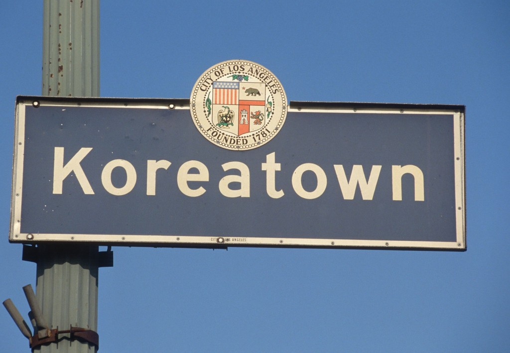 """""""We estimate 50 to 60 thousand undocumented Korean immigrants to be residing in southern California, including LA, which has the largest number of Koreans (in the U.S.)."""" (image: KobizMedia/ Korea Bizwire)"""