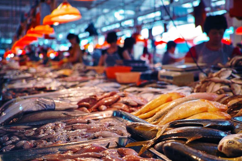 South Korea's seafood exports gained 10.6 percent on-year to $2.13 billion in 2016. (image: KobizMedia/ Korea Bizwire)