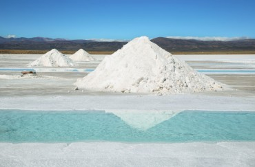 POSCO Hits Jackpot with Salt Lake in Argentina