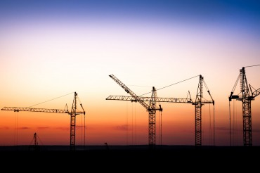 Construction Firms' Domestic Orders Hit Record High in 2016