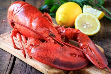 Lobster Imports Set Consecutive Yearly Record