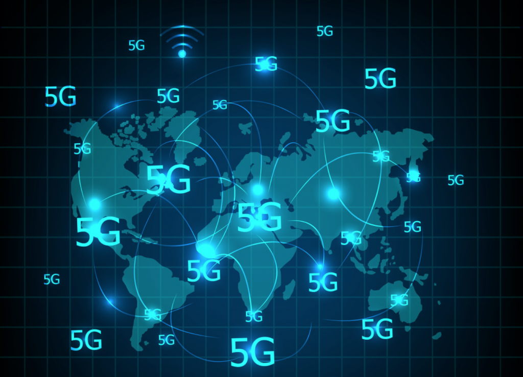 """5G does not stop at just providing fast speed. It provides stable high-immersion service no matter where a customer is located physically."" (image: KobizMedia/ Korea Bizwire)"