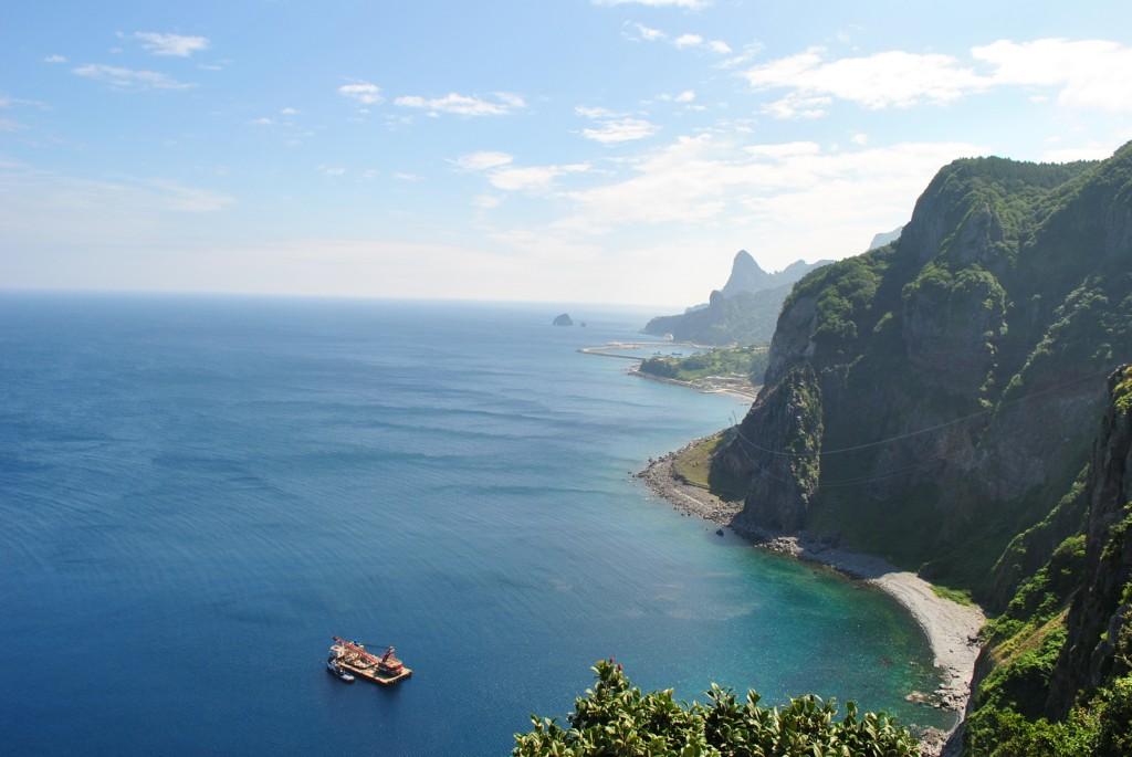 Ulleungdo Island. (image: Wikimedia)