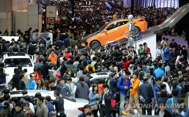 Seoul Motor Show Opens in Shadow of China's Automotive Market