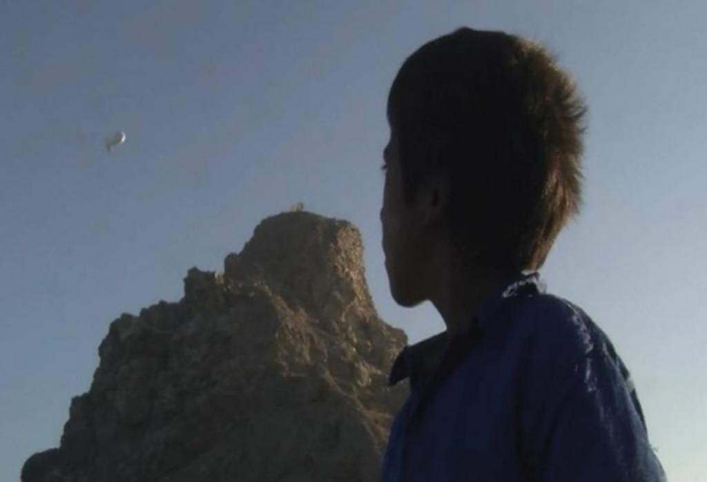 "Scene from ""The Above"" by American documentary filmmaker Kirsten Johnson."