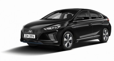 Hyundai Completes Ioniq Line-up with New PHEV