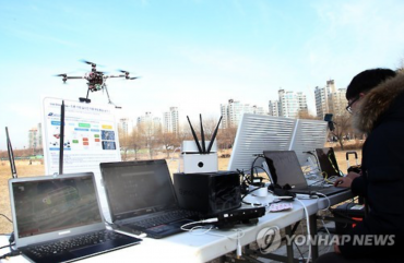 Government Uses Drones to Map Hazardous Areas