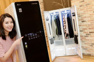 LG's All-Round Clothing Care System, Styler, Sets New Sales Record