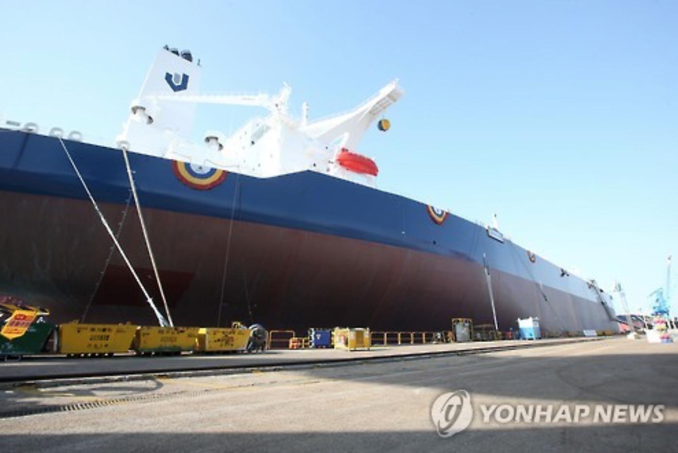 Hyundai Samho Delivers Crude Carrier to Saudi Company | Be