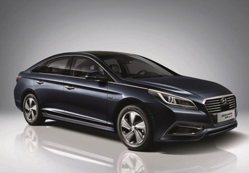 Hyundai Motor Delays China Launch of Sonata Hybrid amid THAAD Row