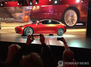 Tesla Begins Receiving Orders for Model S Electric Car Ahead of Launch
