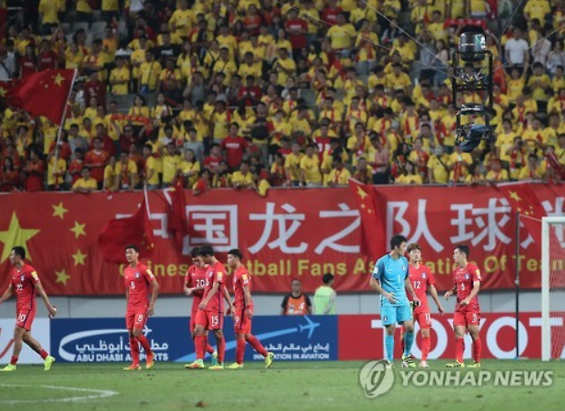 Amid Growing Tensions, China to Dispatch 10,000 Police Officers for Soccer Match Between Korea and China