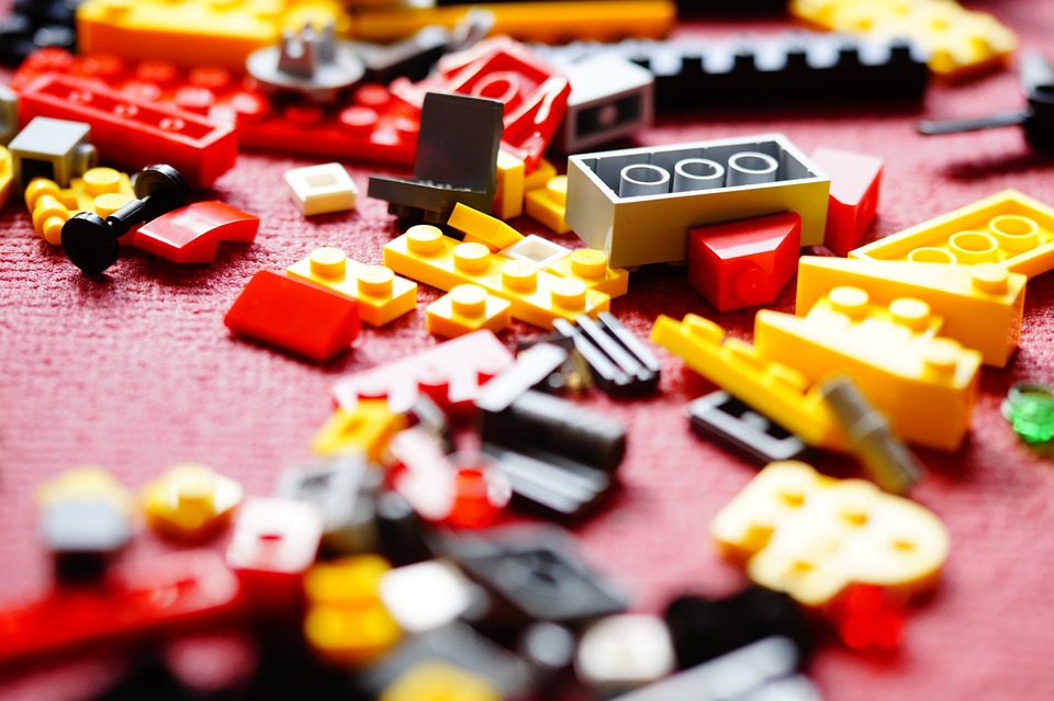 LEGO rental services saw their customer base more than double (238 percent increase) while rental services for clothes and household goods enjoyed increases in popularity of 52 percent and 47 percent respectively.(Image courtesy of Pixabay)