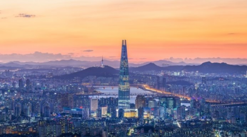 S. Korea's Tallest Skyscraper to Make Debut Soon