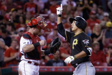 Denied Visa Following DUI Sentence Puts Pirates' Kang Jung-ho in Bind