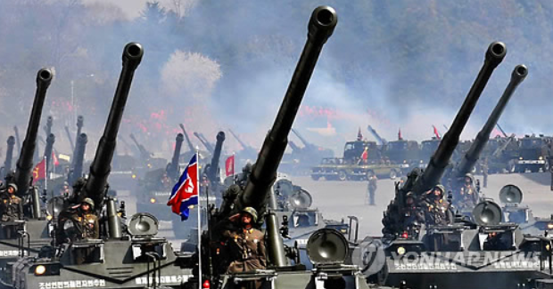 The shocking prospect of another Korean War comes in the midst of calls for change in dealing with the diplomatically isolated North Korean regime. (Image: Yonhap)