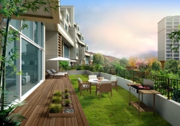 Terrace Homes Booming Amid Growing Thirst for Nature