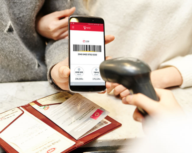T Pay, another payment solution offered by SK Telecom, proved among the most popular digital payment systems in Korea. (image courtesy of SK Telecom)