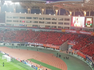 Tickets for S. Korea-China Football Match Being Sold for As Much As $1,300