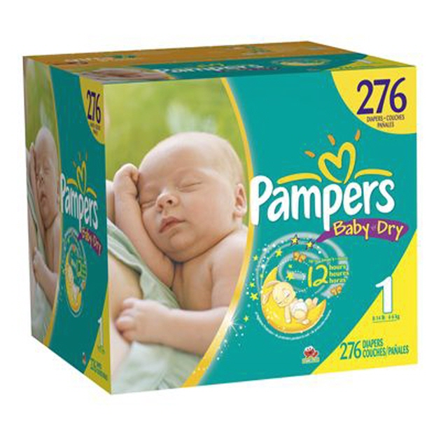 No Cancerous Substances Found in Pampers' Diapers: Ministry