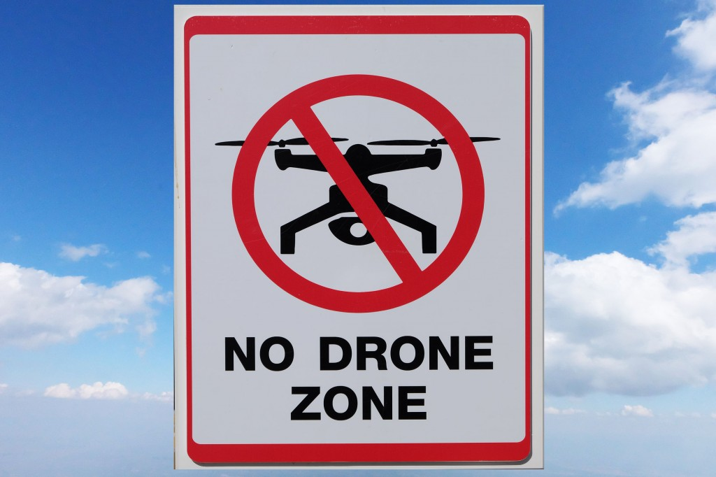 """South Korea is in desperate need of anti-drone technology development with threats from North Korea, military and industrial espionage, and terrorist attacks."" (image: KobizMedia/ Korea Bizwire)"