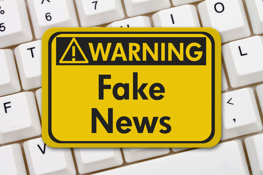 Fake news is a growing issue in South Korea. (Image: Kobiz Media)