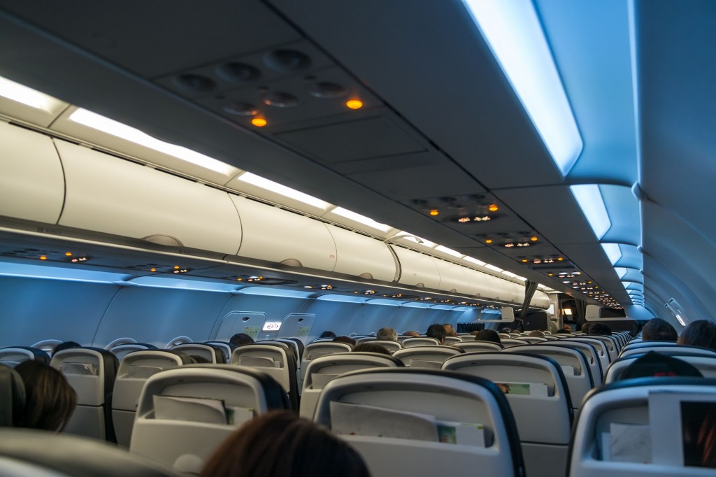 The number of incidents of unruly passenger behavior has surged here in recent years, doubling to 354 cases in 2014 from 203 in 2013, and to 460 in 2015. (image: KobizMedia/ Korea Bizwire)