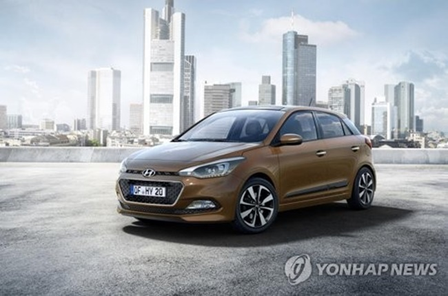 Hyundai i20 Rated Best in Class in Germany