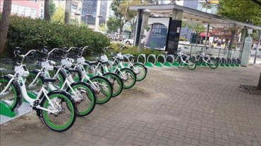 Seoul Expanding Bike Share System With 15,000 More Bikes
