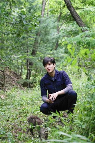 Lee Min-Ho Apresenta Documentário Sobre A Vida Selvagem Na Dmz