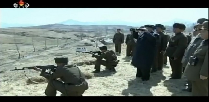 N. Korea Releases Synthesized Video of Shooting at American Forces