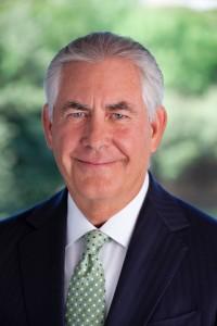 Rex Tillerson, U.S. Secretary of State