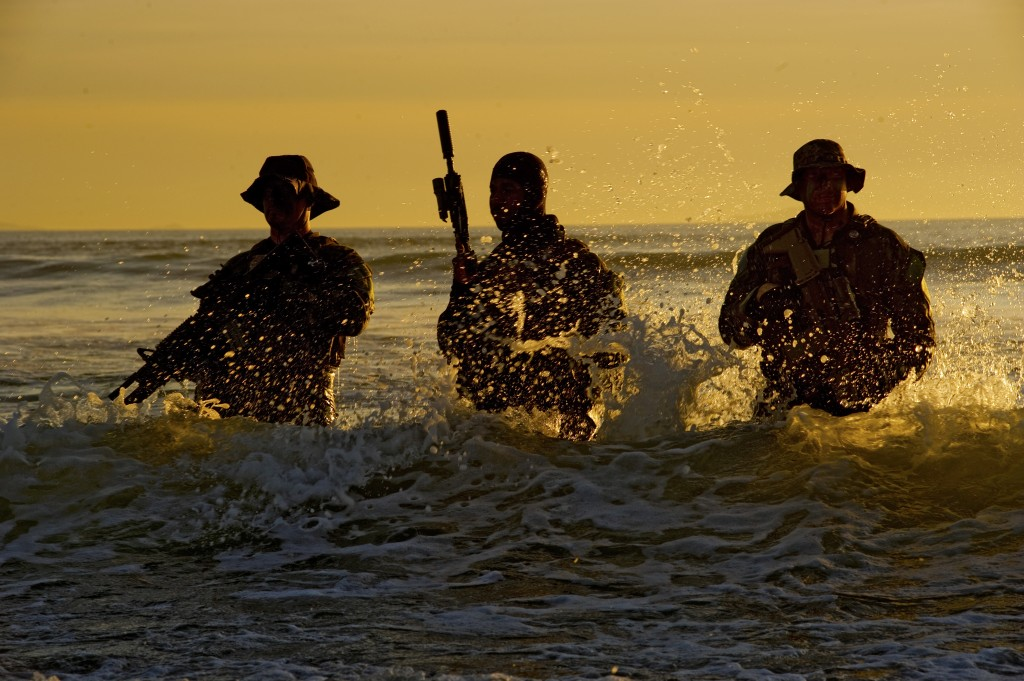 United States Navy SEALs (image courtesy of Wikemedia Commons)