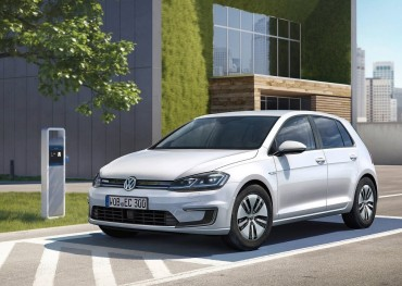 Samsung SDI to Supply Batteries for New VW e-Golf: Source
